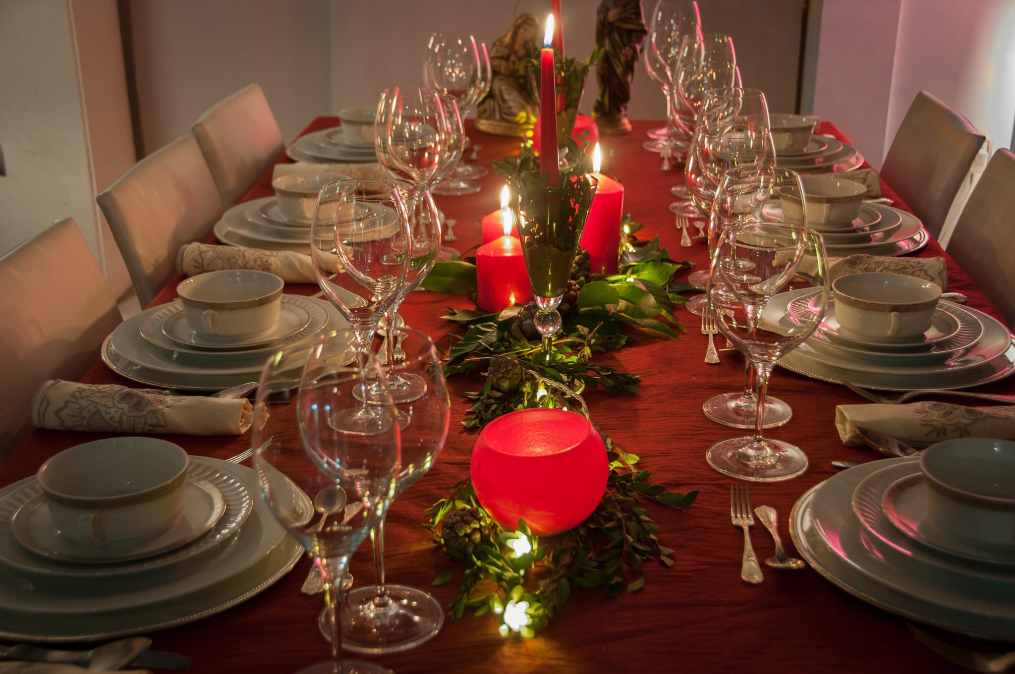 Tres inspiraciones de mesas de navidad cuarto de maravillas - Como adornar en navidad ...
