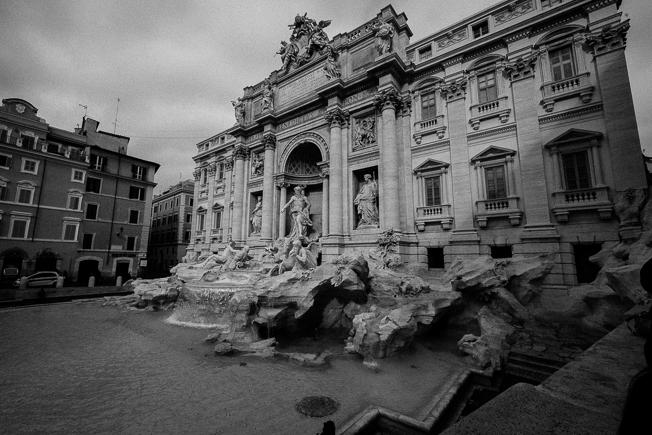 Viaje a Roma, marzo de 2017
