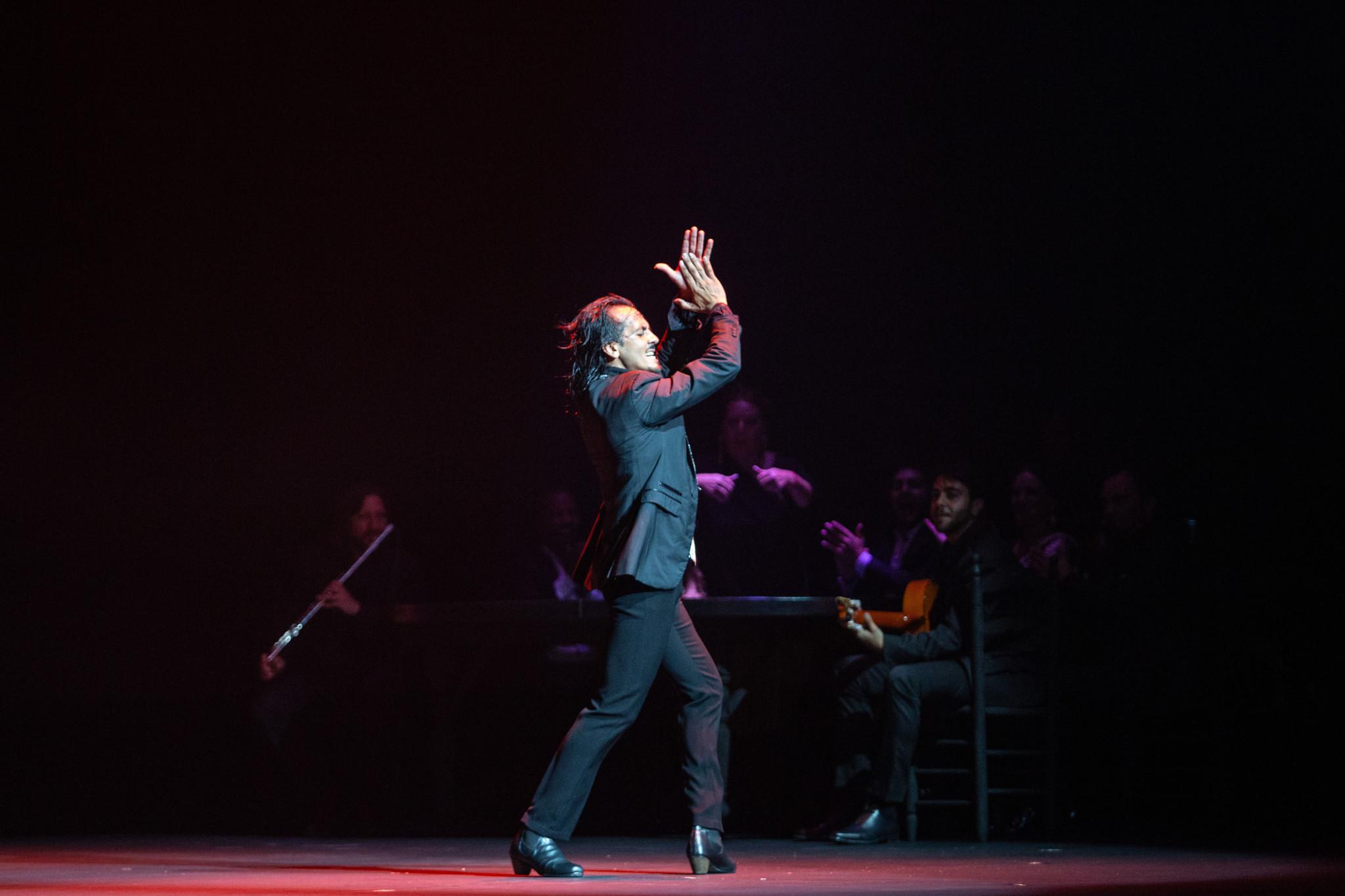 SEVILLA. 8.9.18. Espectaculo de Farruquito, Bienal de Flamenco. Teatro de la Maestranza. FOTO: VANESSA GOMEZ. archsev